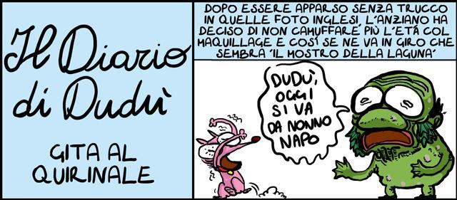 Il diario di Dudù: la gita al Colle
