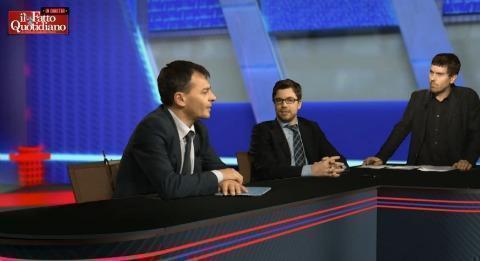 """FattoTv, Fassina (Pd): """"A Renzi manca ancora il programma economico"""""""