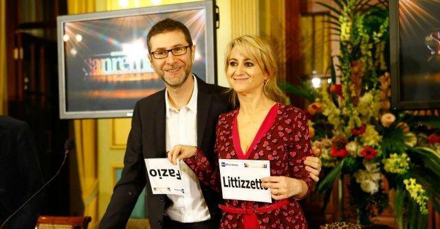 Sanremo 2014 - Fazio e Littizzetto