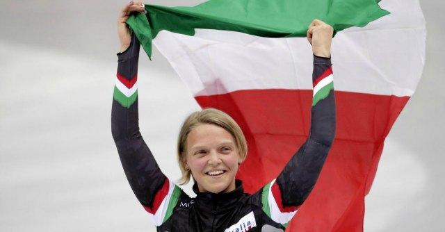 Olimpiadi Sochi 2014, Fontana vince il bronzo nei 1500 metri di short track