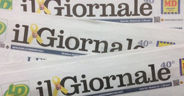 Nuovo stato di crisi in vista a 'Il Giornale'. L'editore chiuderà in rosso anche il 2013