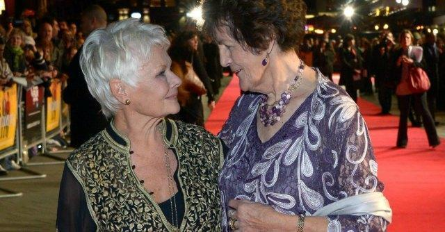 Judi Dench e Philomena Lee