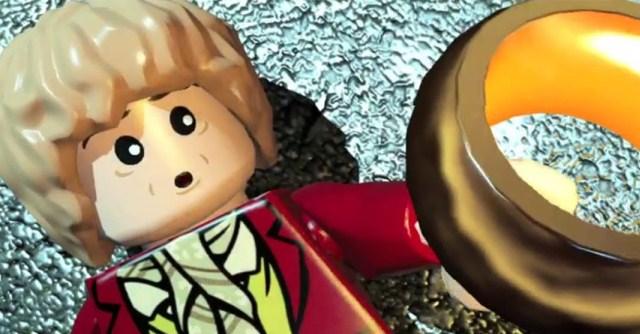 Lo Hobbit: il film di Peter Jackson diventa un videogioco Lego