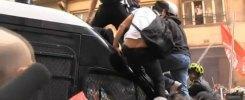Arrestati 17 attivistidei movimenti per la casa per gli scontri del 31 ottobre