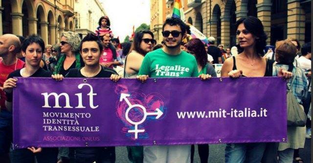 Movimento d'identità transessuale
