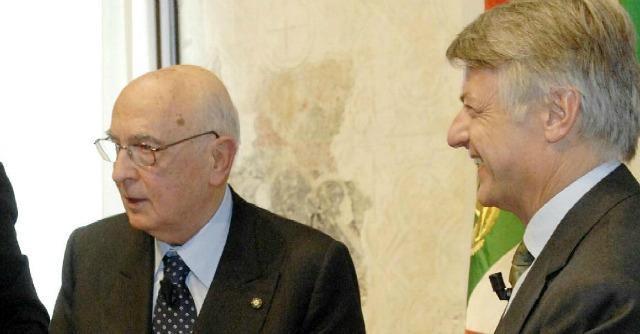 Napolitano e De Bortoli