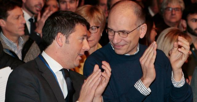 """Renzi: """"Io premier senza votare? Chi ce lo fa fare?"""". Letta verso il rimpasto"""