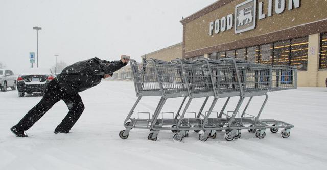 Bulimici dello shopping