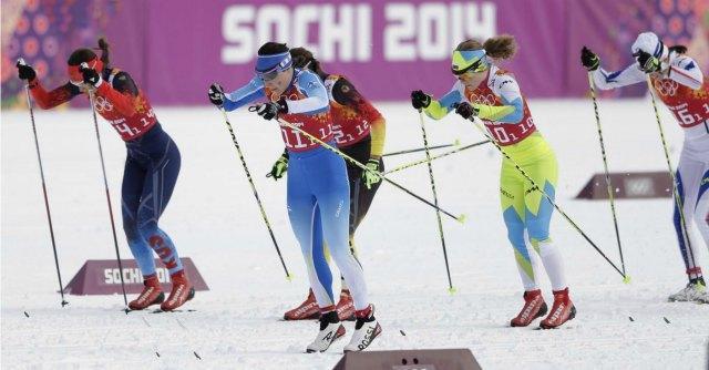 Sochi 2014 - sci fondo