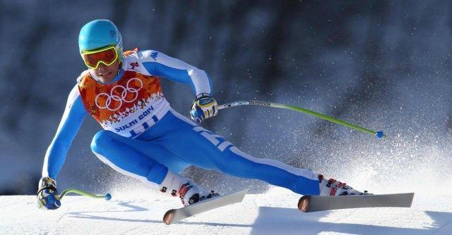 Olimpiadi Sochi 2014, Innerhofer vince il bronzo nella supercombinata maschile