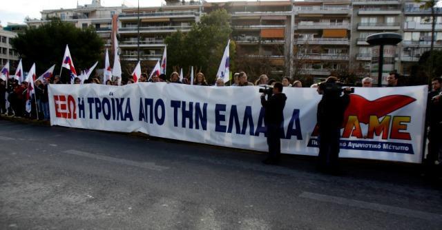 Grecia, troika chiude i poliambulatori della mutua. I medici li occupano per protesta