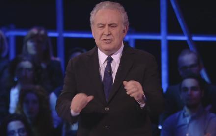 """Servizio Pubblico, Santoro: """"Ora sono tutti grandi bellezze, da B. a Monti"""""""