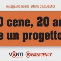 Venti Anni di Emergency