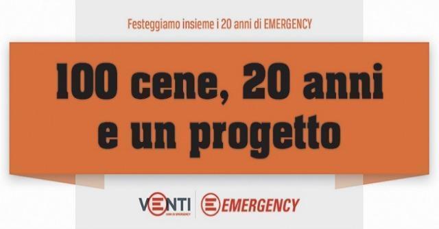 Venti Anni di Emergency
