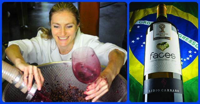 Brasile 2014, il vino ufficiale dei mondiali di calcio parla italiano