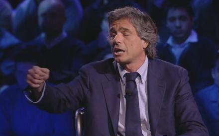 """Servizio Pubblico, fratello Eddy vs Marchini: """"Basta con le chiacchiere"""""""
