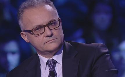 """Servizio Pubblico, Mauro: """"F35 è una parola di sinistra, il Pd lo ha sempre votato"""""""