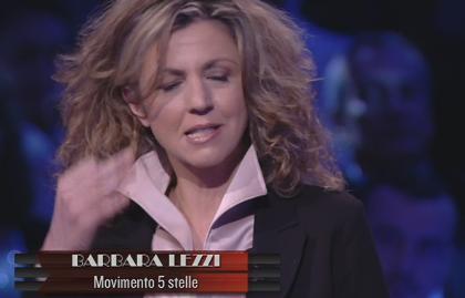 """Servizio Pubblico, Lezzi (M5S): """"Renzi dice una menzogna sui 7 miliardi"""""""