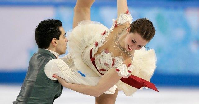 Mondiali di pattinaggio, Cappellini-Lanotte vincono la medaglia d'oro nella danza