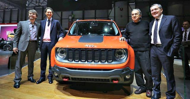 """Renegade, prima Jeep """"italiana"""". Incarna il sogno di azienda globale di Marchionne"""