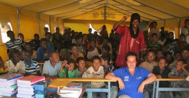 """In Ciad nei campi rifugiati, storia di Lisa: """"Non posso sognare di tornare in Italia"""""""
