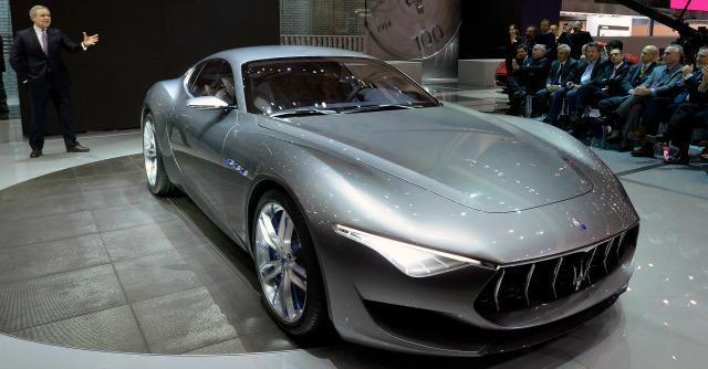 Maserati Alfieri concept, la bella del Salone di Ginevra potrebbe essere prodotta nel 2017
