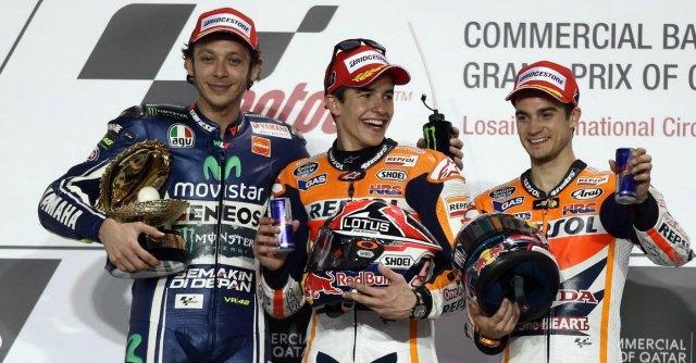 MotoGp Qatar - Valentino Rossi