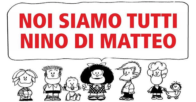 Noi siamo tutti Nino Di Matteo