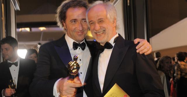Sorrentino e Servillo - Oscar 2014