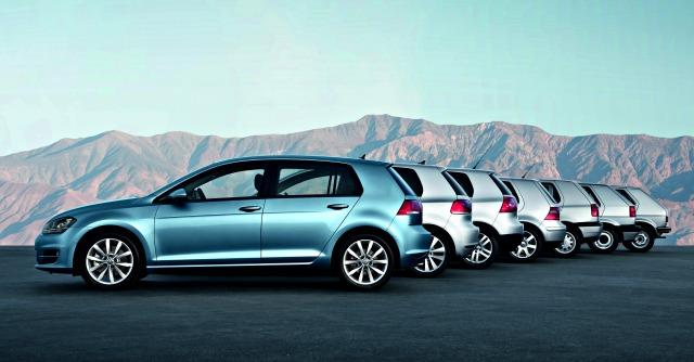 Volkswagen Golf, quarant'anni e non sentirli: sempre best-seller in Europa