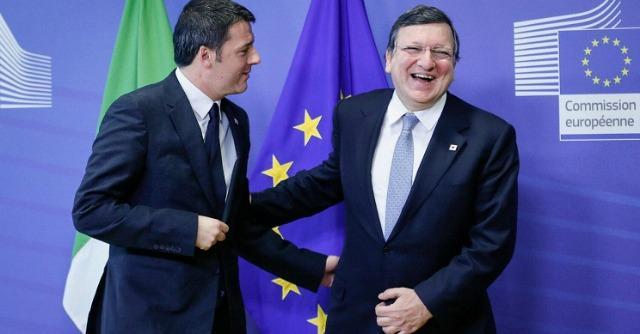 Renzi - Barroso