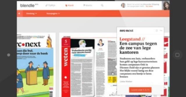 Blendle, ecco l'Itunes del giornalismo: in vendita online i singoli articoli
