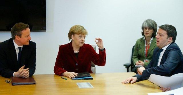 """Bruxelles a Renzi: """"Fondi Ue non possono essere usati per ridurre il cuneo fiscale"""""""