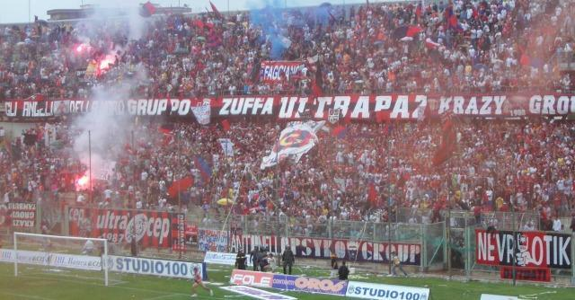 Curva Taranto