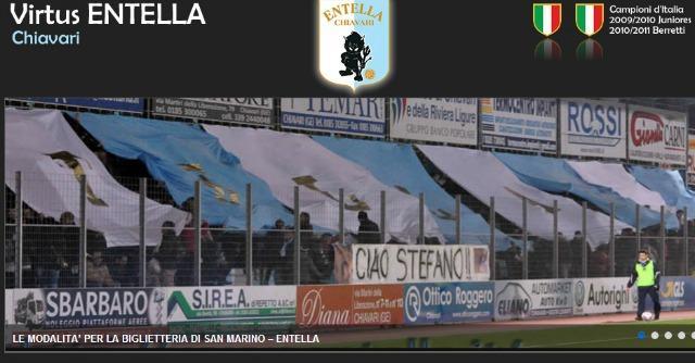 Lega Pro: fenomeno Entella, verso la Serie B a ritmo di tango nell'anno del centenario