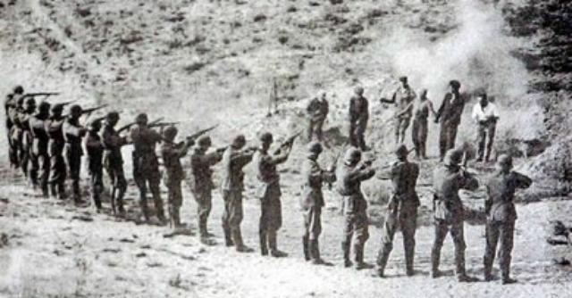 Esecuzione nazisti