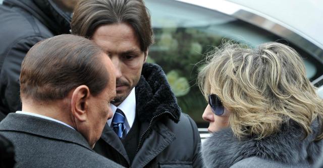 """Impero Berlusconi, nella """"guerra"""" degli incassi Pier Silvio vale quattro volte Marina"""
