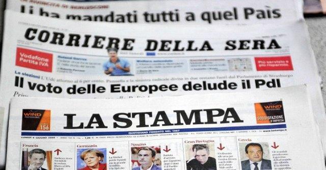 Editoria Nuovi Rincari Dei Quotidiani Partono Repubblica E