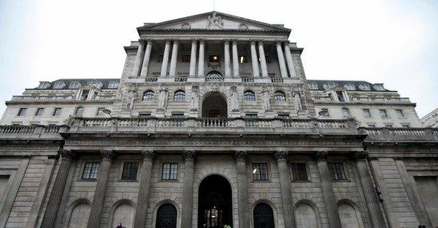 """Banca centrale inglese contro i colleghi americani: """"Il denaro non dipende da noi"""""""