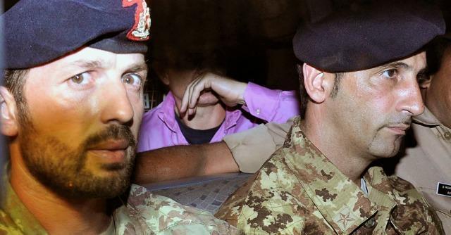 """Marò, stampa indiana: """"Da Latorre e Girone pressioni per coprire loro operato"""""""