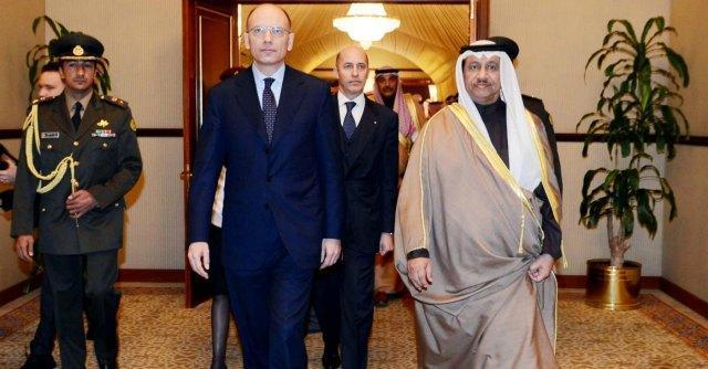 Fondo strategico italiano, i 500 milioni promessi dagli arabi a Letta non arrivano