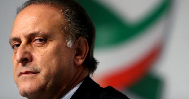 Finmeccanica, segretario Udc Lorenzo Cesa indagato per finanziamento illecito