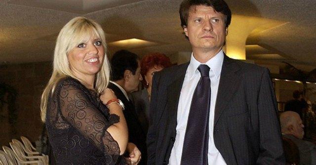 Alessandra Mussolini e Mauro Floriani