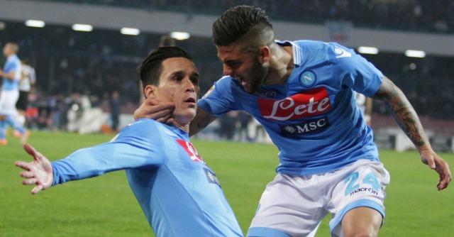 Napoli – Juve, risultato: 2 a 0. Callejon e Mertens puniscono la Signora
