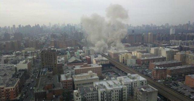 """Esplosione a New York, crolla palazzo ad Harlem. Cnn: """"Almeno 11 feriti"""""""