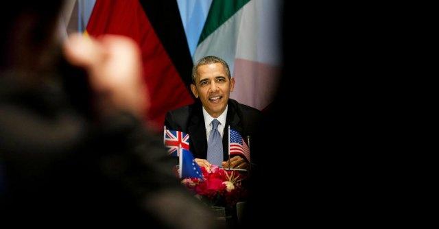 """Ucraina, Obama: """"Preoccupati per violazioni della Russia. Pronti a reagire"""""""
