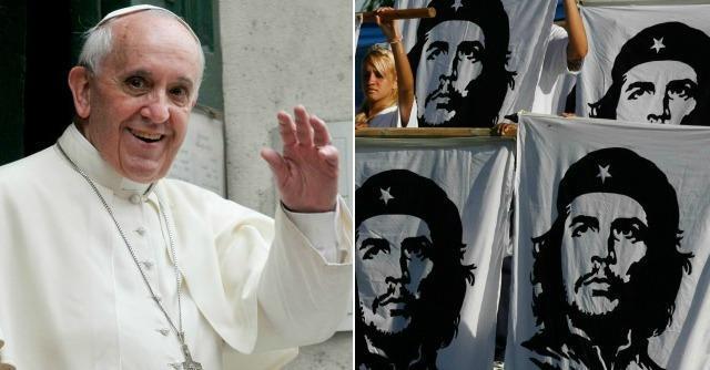 """Papa Francesco in Terra Santa? """"Potrebbe essere il Che Guevara dei palestinesi"""""""