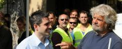 """Grillo vs Pizzarotti: """"Capitan Pizza non è d'accordo con regole M5S"""""""