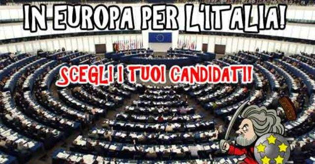 Europee, blog Grillo: al via il primo turno elezioni per scegliere candidati M5S