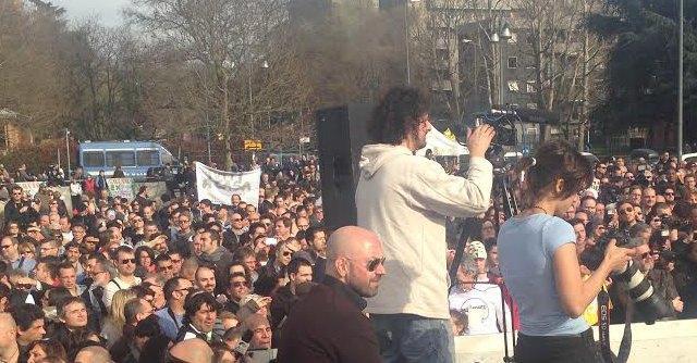 Europee, Grillo: 'Vinceremo e andrò dalla Merkel'. Di Battista: 'Sarà crisi di governo'